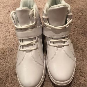 Nasty gal white shoes